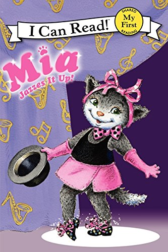 9780062086921: Mia Jazzes It Up! (My First I Can Read)