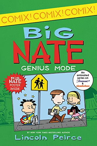 9780062086983: Big Nate Genius Mode
