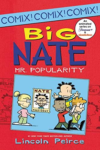 9780062087003: Big Nate Mr. Popularity