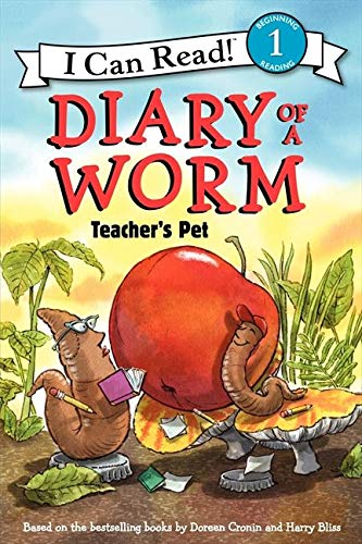 9780062087058: Diary of a Worm: Teacher's Pet (I Can Read Level 1)
