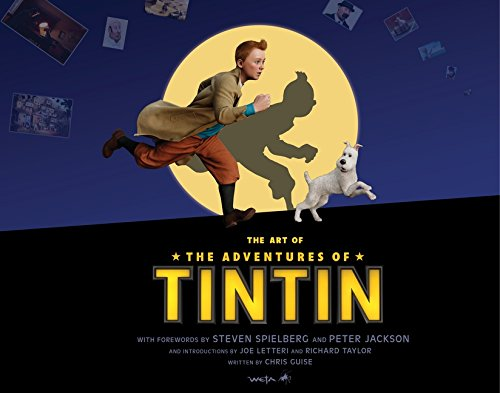 9780062087492: The Art of Tintin: Secret of the Unicorn