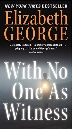 9780062087591: With No One As Witness (A Lynley Novel)