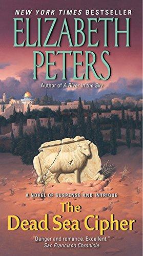 9780062087805: The Dead Sea Cipher