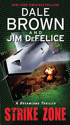 9780062087843: Strike Zone: A Dreamland Thriller