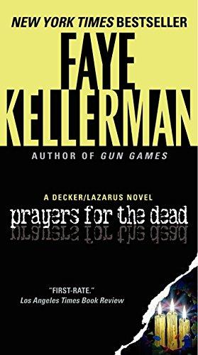 9780062087874: Prayers for the Dead: A Decker/Lazarus Novel (Decker/Lazarus Novels)