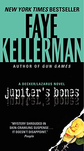 9780062087904: Jupiter's Bones: A Decker/Lazarus Novel (Decker/Lazarus Novels)