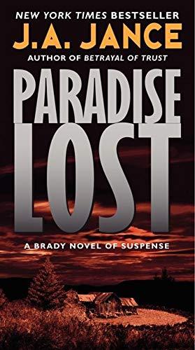 9780062088130: Paradise Lost: A Brady Novel of Suspense (Joanna Brady Mysteries)