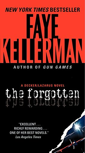 9780062088185: The Forgotten: A Decker/Lazarus Novel (Decker/Lazarus Novels)