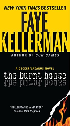 9780062088192: The Burnt House: A Decker/Lazarus Novel (Decker/Lazarus Novels)