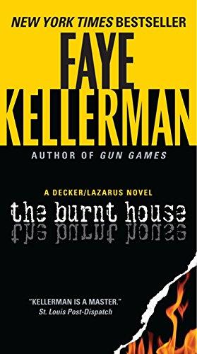 9780062088192: The Burnt House: A Decker/Lazarus Novel (Decker/Lazarus Novels)