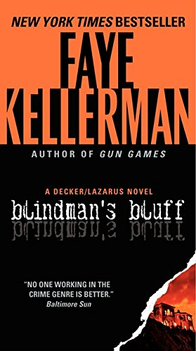 9780062088215: Blindman's Bluff: A Decker/Lazarus Novel (Decker/Lazarus Novels)