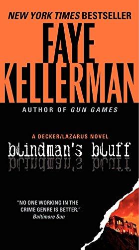 9780062088215: Blindman's Bluff: A Decker/Lazarus Novel (Decker/Lazarus Novels)