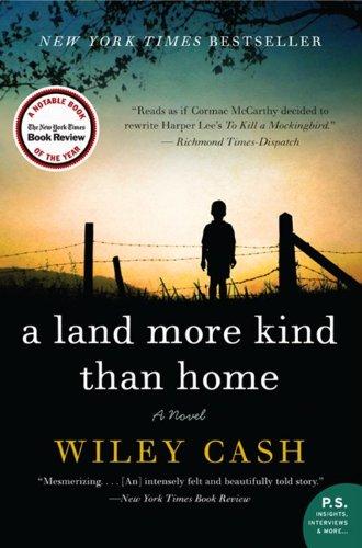 9780062088239: A Land More Kind Than Home: A Novel