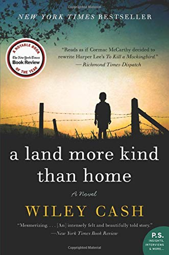 9780062088239: A Land More Kind Than Home: A Novel