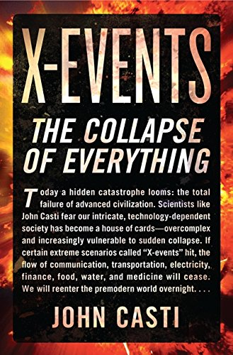 9780062088284: X-Events: The Collapse of Everything