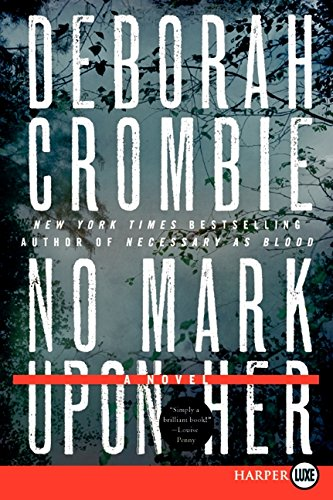 9780062088567: No Mark upon Her LP: A Novel (Duncan Kincaid/Gemma James Novels)