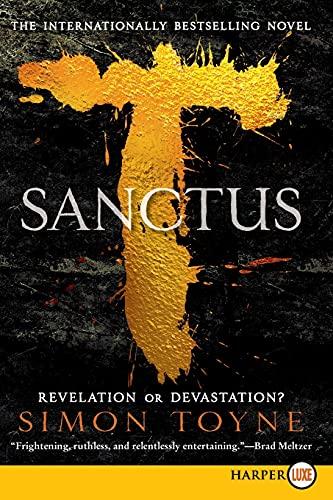 9780062088574: Sanctus LP (Ruin Trilogy)