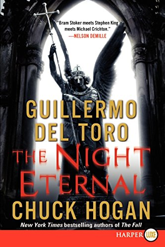 9780062088659: The Night Eternal (Strain Trilogy)