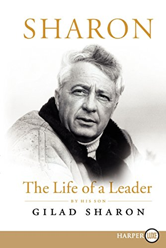 9780062088765: Sharon LP: The Life of a Leader