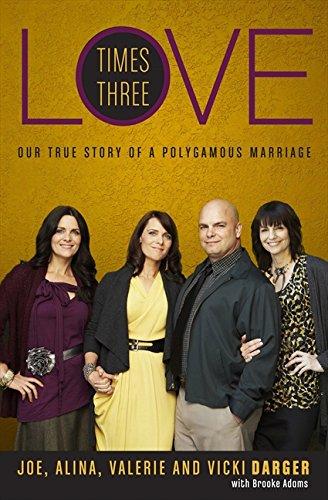 Love Times Three LP: Darger, Joe; Darger, Alina; Darger, Vicki; Darger, Valerie; Adams, Brooke