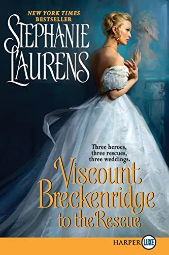 9780062088826: Viscount Breckenridge to the Rescue  (Cynster Sisters Trilogy)