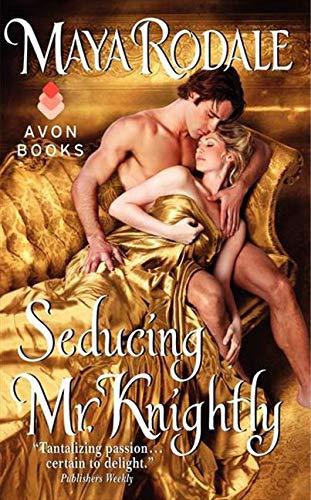 9780062088949: Seducing Mr. Knightly (The Writing Girls)