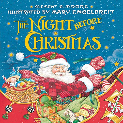 9780062089441: The Night Before Christmas