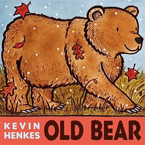 9780062089632: Old Bear Board Book