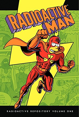 9780062089922: Radioactive Man: Radioactive Repository, Volume One