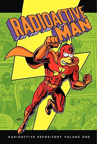 9780062089922: Radioactive Man: Radioactive Repository Volume One