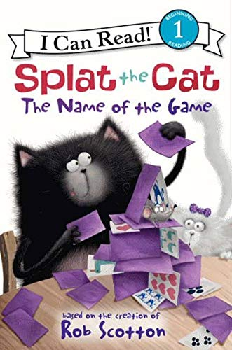 9780062090157: Splat the Cat: The Name of the Game (I Can Read! Splat the Cat - Level 1)