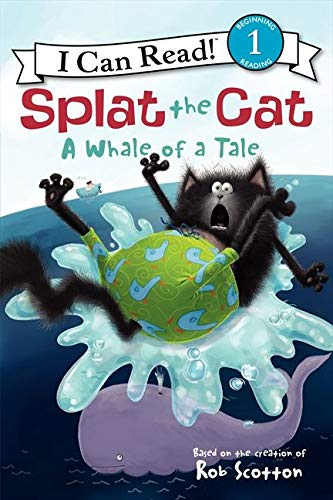 9780062090225: Splat the Cat: A Whale of a Tale (I Can Read Level 1)