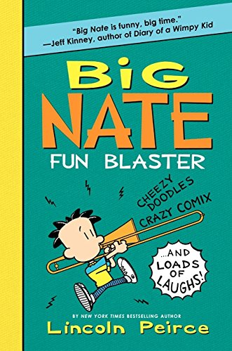 9780062090454: Big Nate Fun Blaster: Cheezy Doodles, Crazy Comix, and Loads of Laughs! (Big Nate Activity Book)