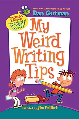 9780062091079: My Weird Writing Tips