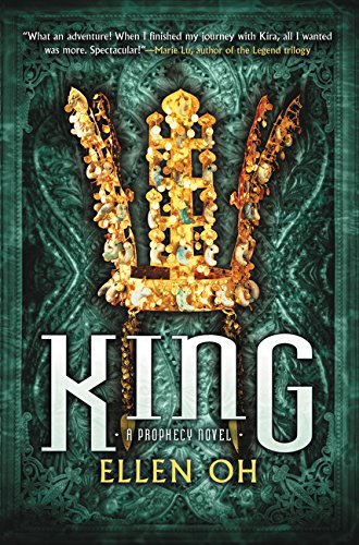 9780062091161: King (Prophecy)