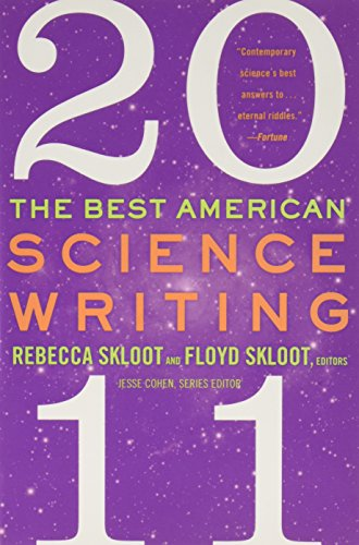 9780062091246: The Best American Science Writing 2011