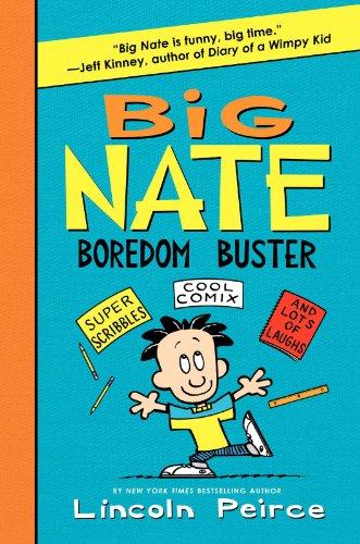 9780062091512: Big Nate Boredom Buster