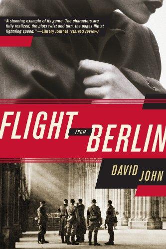 9780062091598: Flight from Berlin