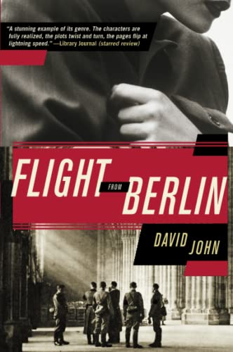 9780062091598: Flight from Berlin
