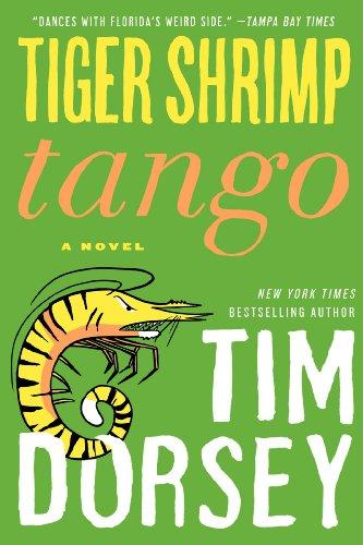 9780062092823: Tiger Shrimp Tango (Serge Storms)