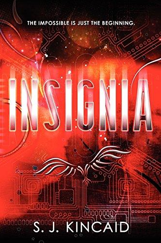 9780062092991: Insignia (Insignia Trilogy)