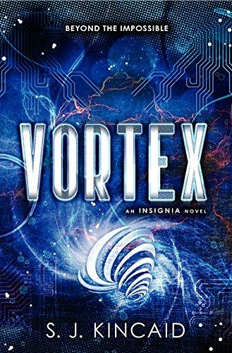 9780062093028: Vortex (Insignia)