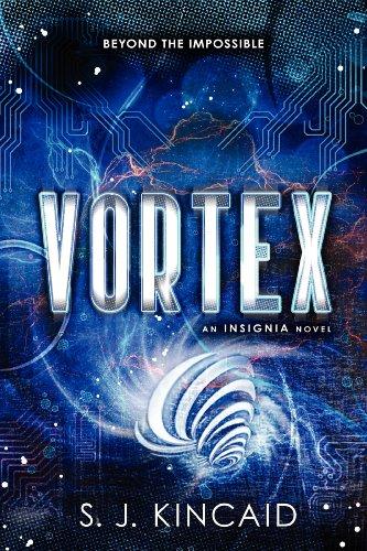 9780062093035: Vortex (Insignia)