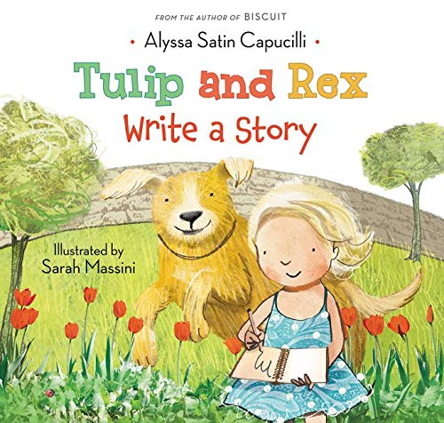 9780062094162: Tulip and Rex Write a Story