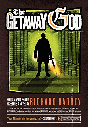 9780062094612: The Getaway God: A Sandman Slim Novel