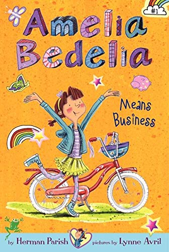 9780062094971: Amelia Bedelia Chapter Book #1: Amelia Bedelia Means Business