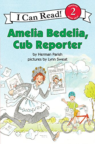 9780062095107: Amelia Bedelia, Cub Reporter (I Can Read Level 2)