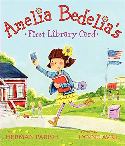 9780062095121: Amelia Bedelia's First Library Card
