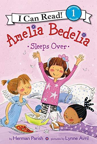 9780062095237: Amelia Bedelia Sleeps Over (I Can Read)