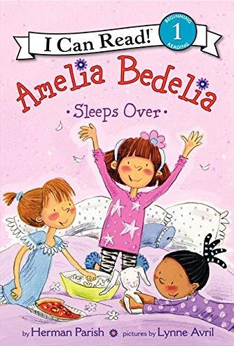 9780062095244: Amelia Bedelia Sleeps Over (I Can Read Book 1)
